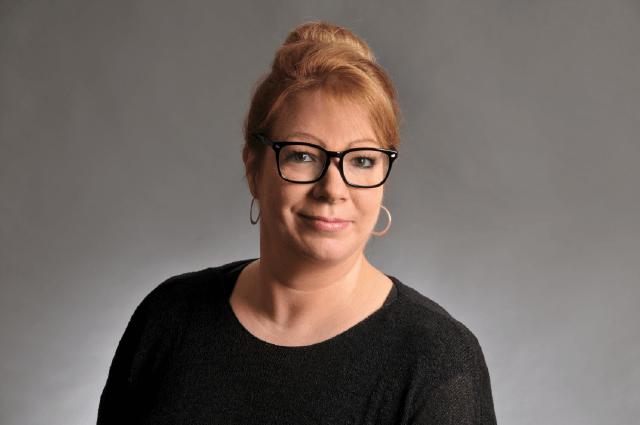 Mitarbeiterin Beatrix Bujak