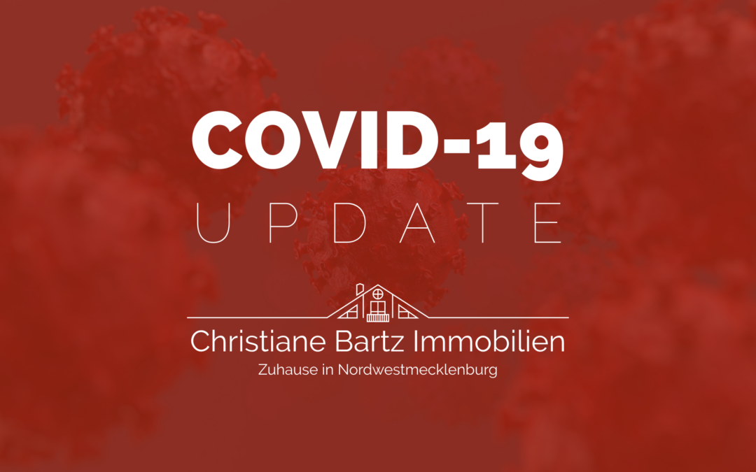 Covid-19 Update April 2021 / HomeOffice