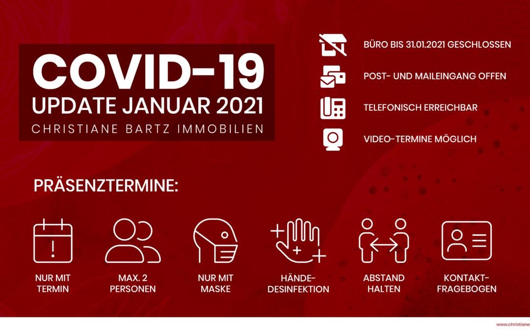COVID-19 Update Januar 2021